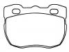 刹车片 Brake Pad Set:RTC-5760