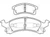 Pastillas de freno Brake Pad Set:12510005