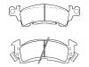 Pastillas de freno Brake Pad Set:8130363