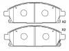Pastillas de freno Brake Pad Set:45022-S3V-A10