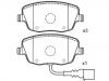 Pastillas de freno Brake Pad Set:6Q0 698 151 C