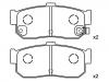 Pastillas de freno Brake Pad Set:44060-31U92