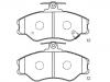 Pastillas de freno Brake Pad Set:58101-43A00